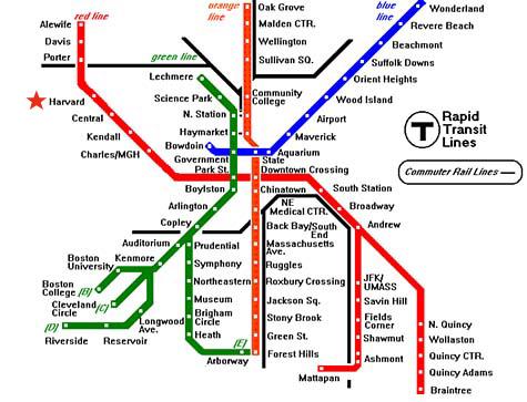 Boston Subway Map Harvard Square.Designing Urban Industrial Watersheds